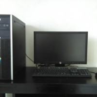 Jual Paket Komputer Hp Compaq 8200 Core i5 Led 20 Wide