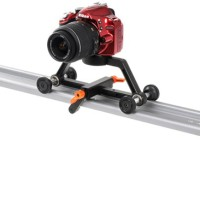 Sevenoak Slider Dolly Tripod Monopod Kamera Camera DSLR Vlog Video HP