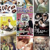 Film Film DVD serial drama korea