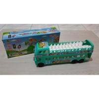 A6983 MAINAN BUS PARIWISATA BESAR BIS 2 TINGKAT NO. OCT 5302