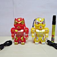 Kipas Angin Robot Transformers