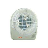 CMOS EMERGENCY LED ILIGHT WITH FAN CS-33L / LAMPU DARURAT
