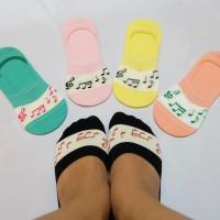 Kaos Kaki Bawah Mata Kaki Hidden Invisible Sock Musicaly Fit Bob Murah