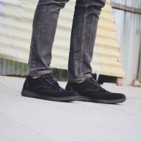 SEPATU JACK FOOTWEAR ELDER BLACK SEPATU PRIA VINTAGE