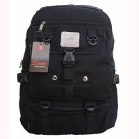 Harga grosir konveksi tas ransel backpack distro kanvas cewek cowok murah | Pembandingharga.com