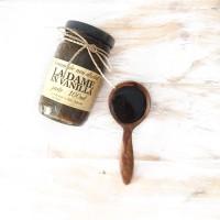 100ml / 120gr La Dame in Vanilla Paste - Halal MUI pasta vanila