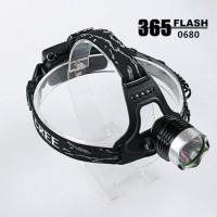 Senter Kepala Serbaguna Police Multifungsi 365 Flash Light Tbe Tb69