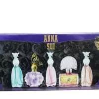 ANNA SUI Gift Set Miniature Perfume/Parfum - 100& PARFUM ORIGINAL