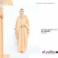 Baju Gamis Wanita Kaftan Beads A SN By Elzatta
