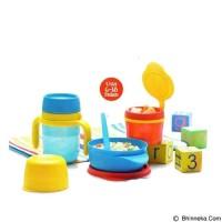 Tupperware Tiwi Todz - Set Peralatan Makan Baby bayi
