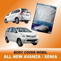 JUAL Body Cover Sarung Mobil All New Avanza Polyesther Waterproof PTI