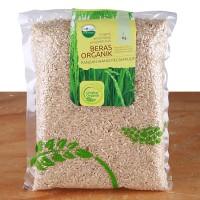 Jual Organic Brown Rice (beras coklat)  Murah