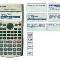 (Murah) Casio FC 100V - Financial Calculator