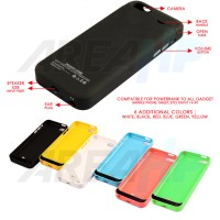 Power Bank Terbaik Power Case 4200mAh For iPhone 5 5C 5S SE