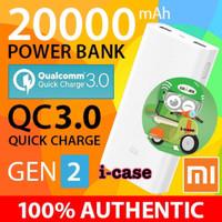 Power Bank Terbaik Xiaomi Mi Power 2 Xiaomi 20000mah New Gen 2 QC 3 0