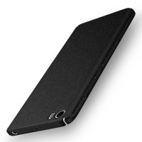 Xiaomi Mi 5 Sand Scrub Ultra Thin Hard Case Black 109106
