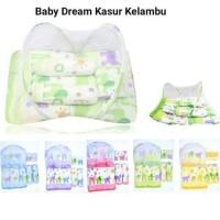 Harga kasur bayi lipat kelambu musik baby | Pembandingharga.com