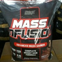 PROMO Special nutrex mass infusion weight gainer serious mutant mass