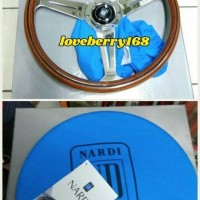 stir nardi classic wood 360mm original italy