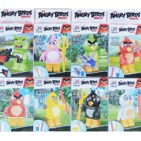 Jual BLOCKS ANGRY BIRD ISI 8 - JR822 Murah