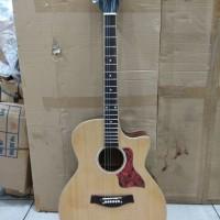 Jual Gitar Akustik Elektrik Natural Merk Taylor Murah Jakarta
