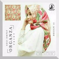 Jilbab Organza Silk 5 By Gerai Fashion Modern Iwapi