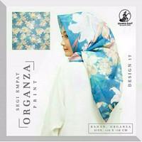 Jilbab Organza Silk 4 By Gerai Fashion Modern Iwapi