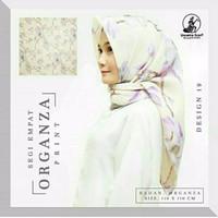 Jilbab Organza Silk 3 By Gerai Fashion Modern Iwapi