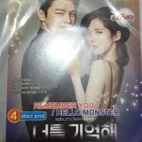 drama korea remember you/ hello monster
