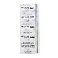 METFORMIN 500 MG TABLET / OBAT GULA / DIABETES
