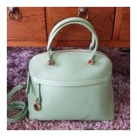 Tas Shoulder Bag Furla Piper Medium Satchel Authentic Original