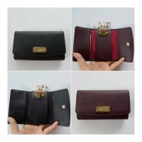 Dompet Wanita Kate Spade Ks Key Holder Rucy Wallet Authentic Original