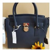 Tas Shoulder Bag Michael Kors Mk Hamilton Large Authentic Original