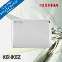Toshiba Canvio Connect II Hardisk Eksternal 1TB USB3.0