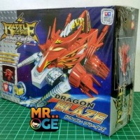 Battle Gear Dragon Blaze Crush Gear dari AULDEY