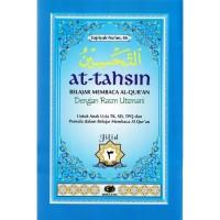 Bagus at-tahsin, belajar membaca al-qur'an dengan rasm utsmani Jilid 1
