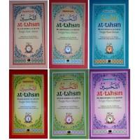 Bagus PROMO At-Tahsin, Belajar Membaca Al-Qur'an dengan Rasm Utsmani