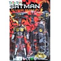 Jual Mainan Action Figure Batman Weapons & Armor - The Arkham City Eudemon Murah