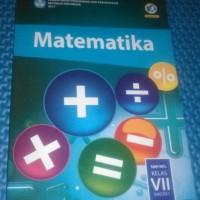 Buku Matematika Kelas 7 SMP Semester 1 Kurikulum 2013 Revisi 2017