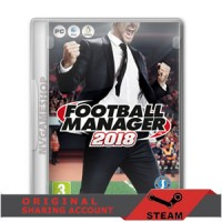 Football Manager 2018 / Fm 2018 - Original Steam Sharing
