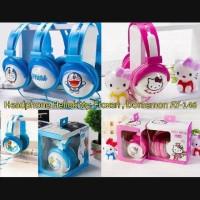 harga Headphone Hello Kitty Doraemon Ay 146 Tokopedia.com