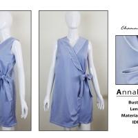harga Annalise Dress / Pakaian Wanita Fashion Bangkok Tokopedia.com
