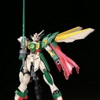 Bandai 1/144 HGBF HG Build Fighters Wing Gundam Fenice
