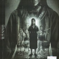 DVD FIlm Danur - I Can See Ghost - Indonesia Horor - With Box