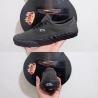Sepatu Vans authentic ERA GREY BLACK BNIB MADE IN CHINA