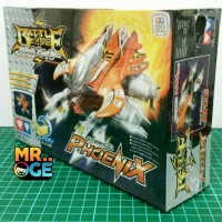 Battle Gear Phoenix Crush Gear produksi Auldey