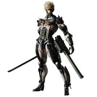 Play Arts Kai Metal Gear Solid Rising Revengeance - Raiden