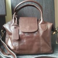 (NEW) Wawan Kulit Leather Bag / Tas Kulit Lokal (bukan Abekani)