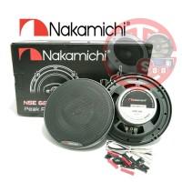 Nakamichi NSE66 2-Way Speaker Pintu Mobil