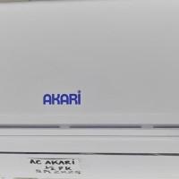 Harga Ac Akari 1 2 Pk Travelbon.com
